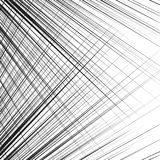 Grid, mesh of dynamic irregular lines. Abstract geometric trelli Royalty Free Stock Photos