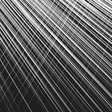Grid, mesh of dynamic irregular lines. Abstract geometric trelli Stock Images