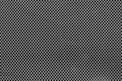 Grid mesh fabric background. Abstract background: pattern of wattled grid mesh textile or fabric Stock Photo