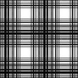 Grid, mesh of intersecting lines. Abstract monochrome background Royalty Free Stock Photos