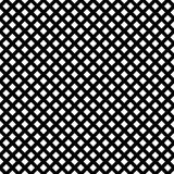 Grid, mesh of intersecting lines. Abstract monochrome background Royalty Free Stock Image