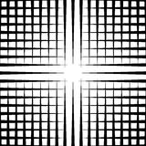 Grid mesh pattern with irregular lines - Seamlessly repeatable Stock Image