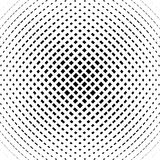 Grid, mesh pattern with slight convex effect. Square format abst Stock Photo