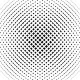 Grid, mesh pattern with slight convex effect. Square format abst Royalty Free Stock Image