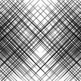 Grid, mesh of slanting, oblique, diagonal lines. Geometric patte Royalty Free Stock Photos