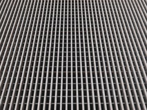 Grid mesh. Steel grid mesh useful as a background Stock Images