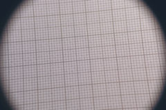 Grid paper background Stock Photo