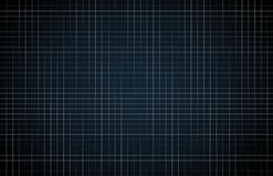 Grid paper pattern background vector illustration.  Royalty Free Stock Photos