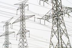grid power Στοκ φωτογραφία με δικαίωμα ελεύθερης χρήσης