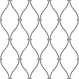 Grid seamless pattern Royalty Free Stock Image