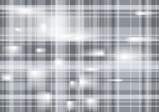 Grid Seamless pattern,Vector abstract background. Stock Photo
