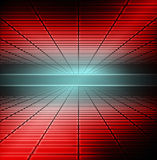 Grid of space Royalty Free Stock Images