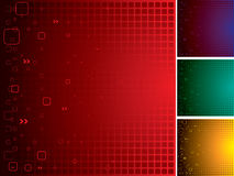 Grid Square Royalty Free Stock Photos
