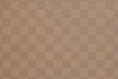Grid texture. Square  brown grid texture of wallpaper Stock Image