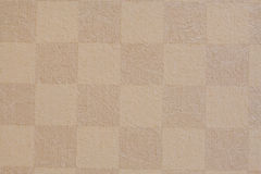 Grid texture. Square  brown grid texture of wallpaper Royalty Free Stock Image