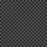 Grid transparency effect. Seamless pattern with transparent mesh. Dark grey vector illustration