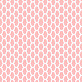 Grid vector seamless pattern, geometric abstract background of pink and white color. Modern simple line ornament. Cute. And tender texture for baby fabric royalty free illustration