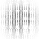 Grid on white background Stock Photography
