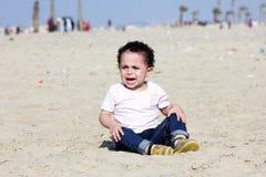 Gridare neonata araba immagine stock libera da diritti
