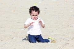Gridare neonata araba fotografia stock libera da diritti