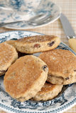 Griddle cakes Royalty Free Stock Photography