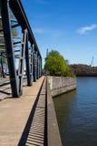 Grider桥梁 免版税图库摄影