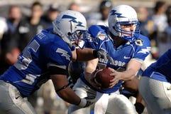 Gridiron Football, American Football, Helmet, Blue Royalty Free Stock Image