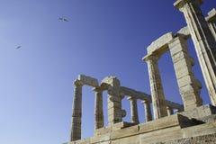 Grieche-Ruinen Lizenzfreie Stockfotos