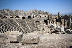 Grieche-Ruinen Lizenzfreies Stockfoto