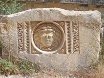 Grieche-Ruinen Die Türkei Griechische Ruinen, Altertum lizenzfreie stockfotografie
