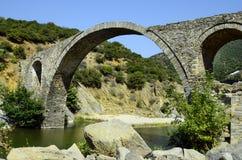 Griechenland, alte Brücke Lizenzfreie Stockbilder