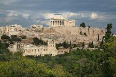 Griechenland, Athen, Akropolis Lizenzfreie Stockfotografie