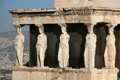 Griechenland, Athen, Akropolis Stockbilder