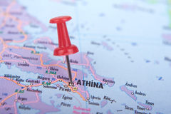 Griechenland Athina Lizenzfreie Stockfotografie
