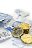 Griechenland, das Eurozone verlässt Lizenzfreies Stockfoto