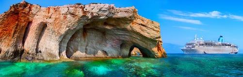 Griechenland, die Insel von Zakynthos stockfotos