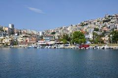 Griechenland, Eastmacedonia, Kavala Lizenzfreies Stockfoto