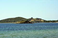 Griechenland, Eastmacedonia, Kavala Lizenzfreie Stockfotografie