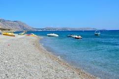 Griechenland an einem sonnigen Tag Stockfotografie