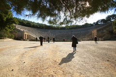 Griechenland, Epidaurus Lizenzfreie Stockfotografie