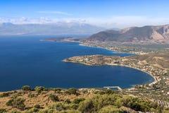 Griechenland-Hügelblume Stockbilder