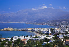 Griechenland Hersonissos stockbilder
