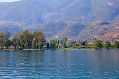 Griechenland-Insel Lizenzfreie Stockfotos