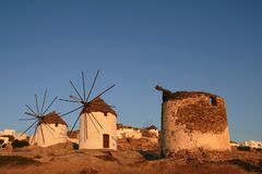 Griechenland, IOS lizenzfreie stockfotos