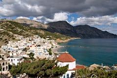 Griechenland, Karpathos-Insel Lizenzfreie Stockbilder