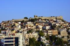 Griechenland, Kavala Lizenzfreie Stockfotografie