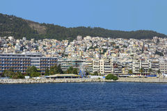 Griechenland, Kavala Lizenzfreie Stockfotos