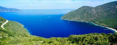 Griechenland-Kefalonia Sami - Antisamos Beach4 stockfotos