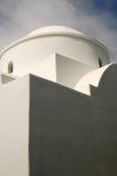 Griechenland-Kirche Lizenzfreie Stockfotografie
