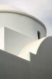 Griechenland-Kirche Lizenzfreie Stockbilder